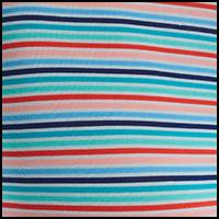 Blue Witty Stripe
