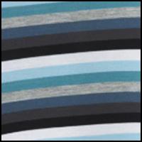 Grey Pop Stripe