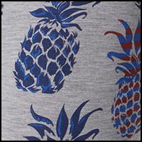 Grey Pineapple Bomb