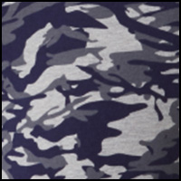 Heather Camo/Navy