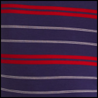 Navy Summit Stripe
