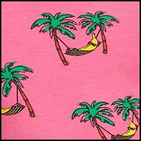 Pink Banana Hammock
