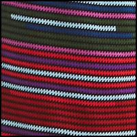 Red Serape Stripe