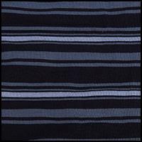 Black/Iron Stripe/Noir