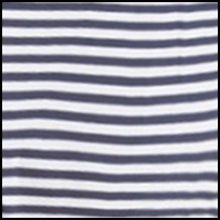 Egret/Peacoat Stripe