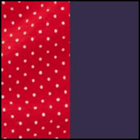 Peacoat/Dots Tango Red