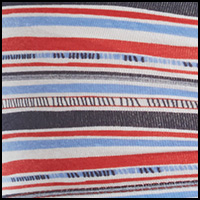 Wave Stripe/Multi