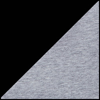 Grey Heather/Black