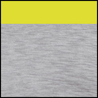Grey Heather/Yellow
