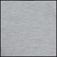 Steel Heather/White