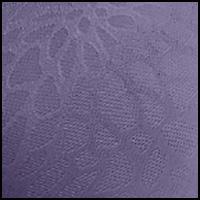Blue Charcoal Lace