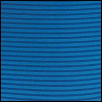 Celestial Blue Stripe
