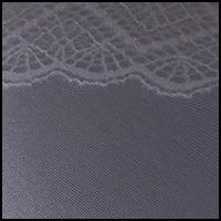 Charcoal Ash Lace