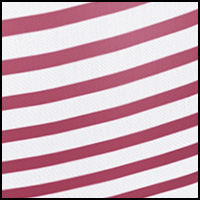 Rosey Stripe