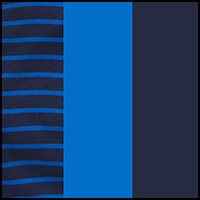 Black Iris/Stripe/Blue
