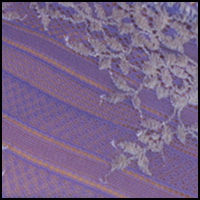 Blue Iris/Lurex
